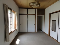 ファームイン12号室の和室