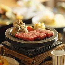前沢牛陶板焼 イメージ