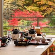 万寿山 お食事のイメージ