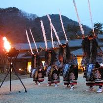 佳松園 鹿踊り(イメージ)