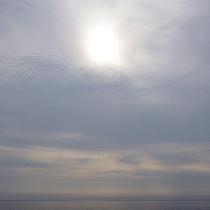 *当館の目の前には、雄大な日本海が広がります。