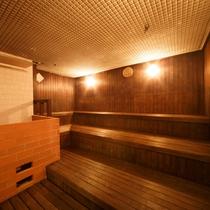 ホテル千秋閣大浴場のサウナ
