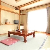 部屋_和室8畳(4~10畳有)