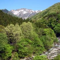 名山「谷川岳」が魅せる四季の美しさ 〜春〜