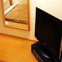 【部屋】液晶薄型テレビ