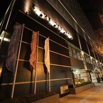 ホテル(夜)