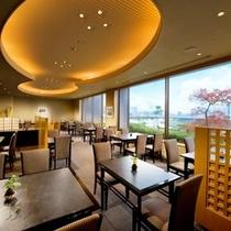 2階日本料理「かの川」