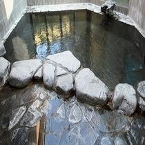 月の恋心の貸切風呂は大きいめ貸切風呂でファミリーに大人気の湯