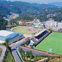 美作ラグビーサッカー場