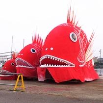 豊浜の象徴ともいえる『鯛祭り』