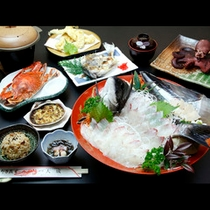 海鮮料理〜お気軽〜