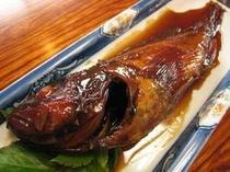 うま味が凝縮された煮魚、※焼きの場合あり