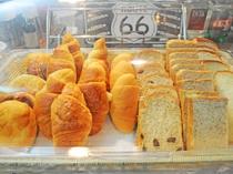 【朝食一例】トースターがございますので出来立ての味が楽しめます♪