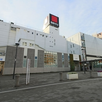 西武新宿線 久米川駅まで徒歩3分