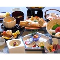 季節の会席料理(9月料理一例)