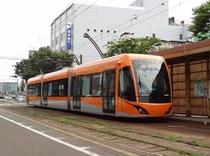 福鉄電車「ふくらむ」