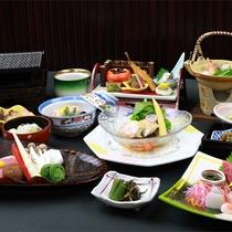グレードアップAプラン夕食(9月~11月)
