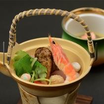 Bプラン松茸土瓶蒸し(9月~11月)