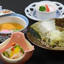 凌ぎ・煮物・デザート(12月~2月)