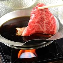 福島牛サーロインすき焼き(2017年3月~5月)