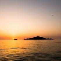 厚島(孤留島)