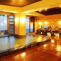 *【男性大浴場】 ゆったりとしたお風呂でおくつろぎください。