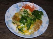 トンカツ(親子煮)