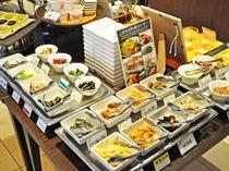 【朝食】和食コーナー