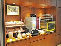 【朝食】ドリンクコーナー