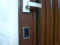 玄関ドアセキュリティ