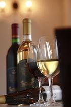 当館オリジナルの「ノースワイン」