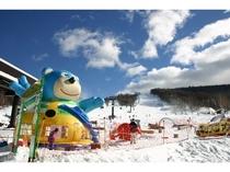 白樺高原国際スキー場&しらかば2in1スキー場