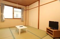 平成23年にリニューアルしたばかりの綺麗なお部屋(6畳)