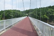 大金つり橋(親子)