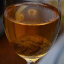 梅の実入り!手作り梅酒