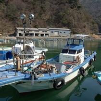 現役漁師が営む家庭的な宿です。新鮮な海の幸をご賞味下さい