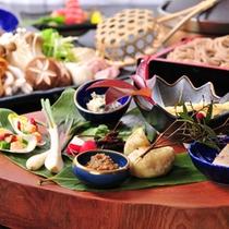 信州の美味 山里料理