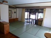 中二階寝室
