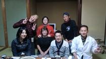 加藤茶さん、ウド鈴木さん、井森美幸さん来店
