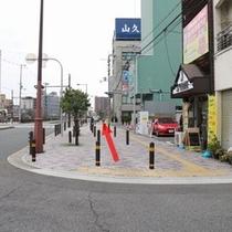 堺駅東口~ホテル5