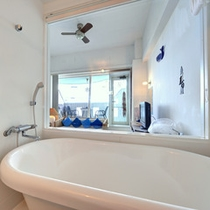 *お部屋一例 【room 16】 バスルーム