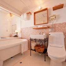 *お部屋一例 【room 27】 バスルーム