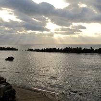 【周辺】海まですぐ!徒歩圏内です♪