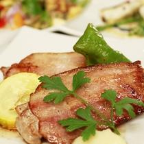 *地産地消☆和洋中ジャンルにとらわれないピオネスタイル料理。(一例)