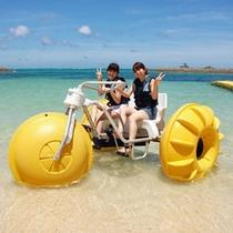 【アクティビティ】手軽に楽しめる「ペダルボート」