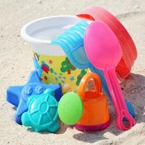【貸出備品】お子様用砂場遊びセット