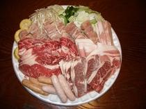 BBQ食材(3名様分)