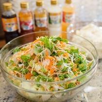 有機野菜サラダ
