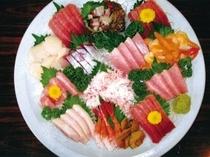 【料理/例】宿一番人気は「鮮魚盛合せ」のプラン!*写真は4人盛例.jpg