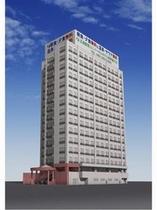 〔仮称〕広島駅前ユニバーサルホテル新幹線口右